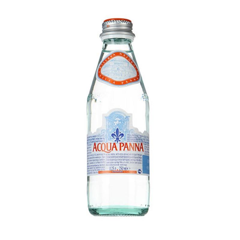 Минеральная вода негазированная Acqua Panna 0,25