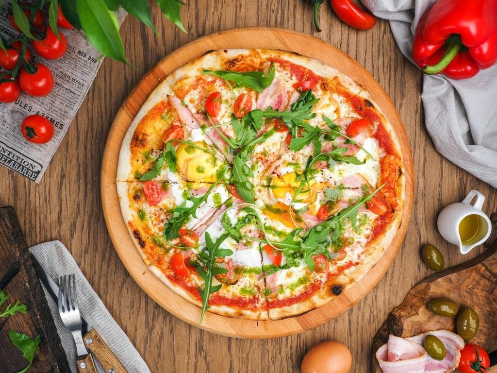 Prima Colazione Pizza