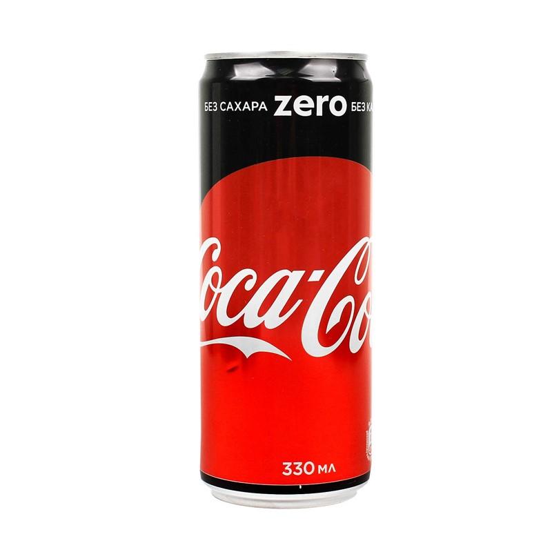 Coca-cola Zero 0,33