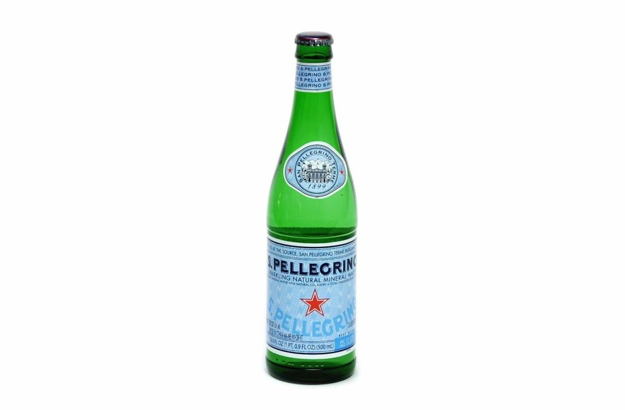 Минеральная вода газированная S.Pellegrino 0,5