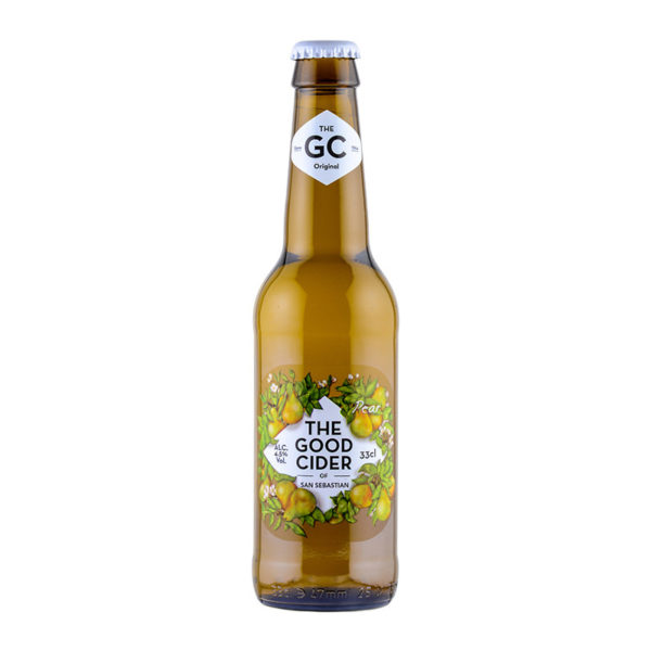 The Good Cider Pear